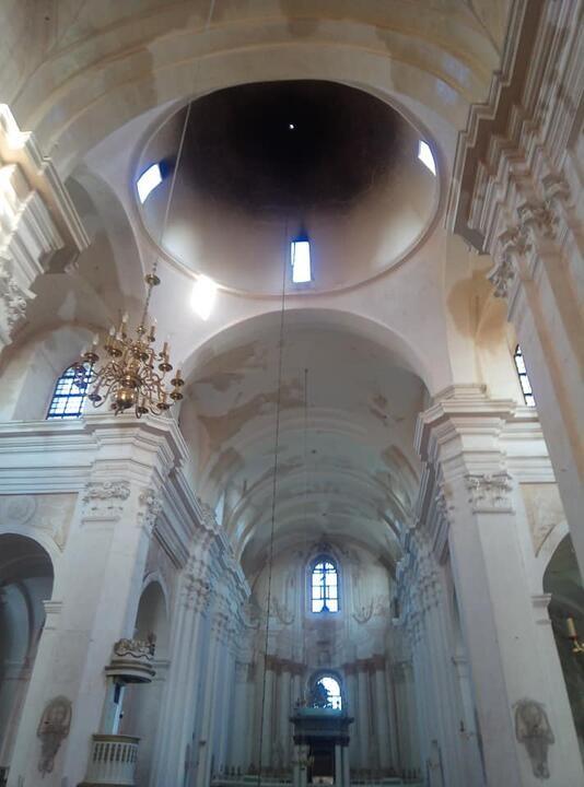 «Восстановление костела — вызов для всех белорусов». Как Будслав пережил пожар в своей главной святыне