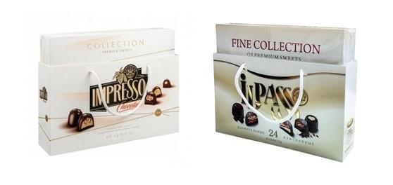 Производителя конфет оштрафовали почти на 12 тысяч рублей. Причина — набор конфет, похожий на другой