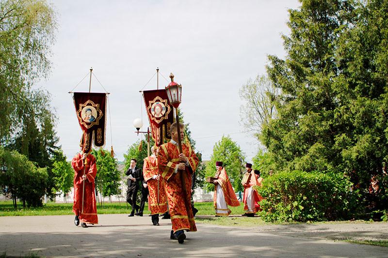 Престольный праздник Никольского кафедрального собора