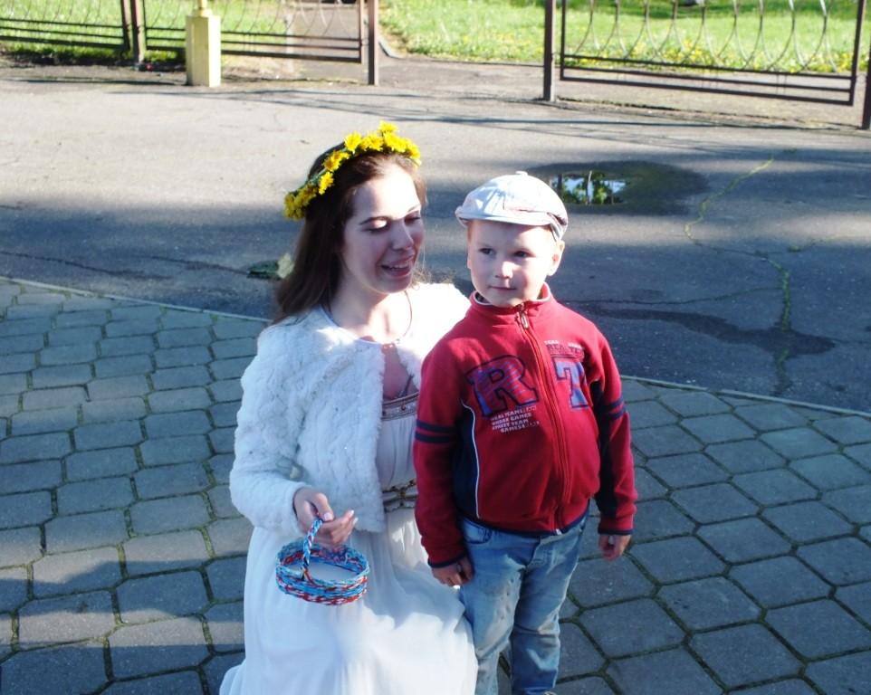 Состоялся второй традиционный бал и слет православной молодежи в поселке Туголица
