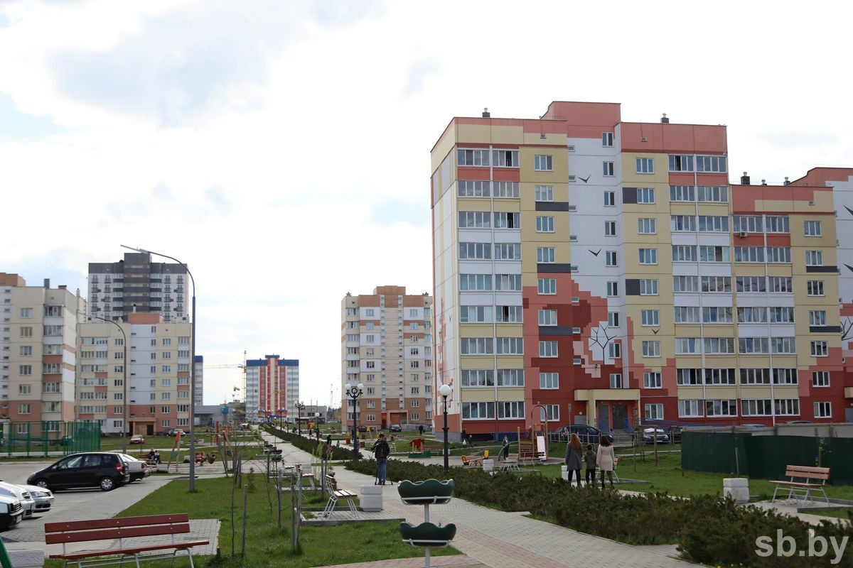В молодом микрорайоне Бобруйска в этом году планируют открыть новую школу и детский сад