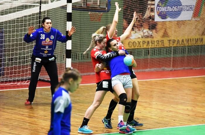 Бобруйчанки победно завершили чемпионат
