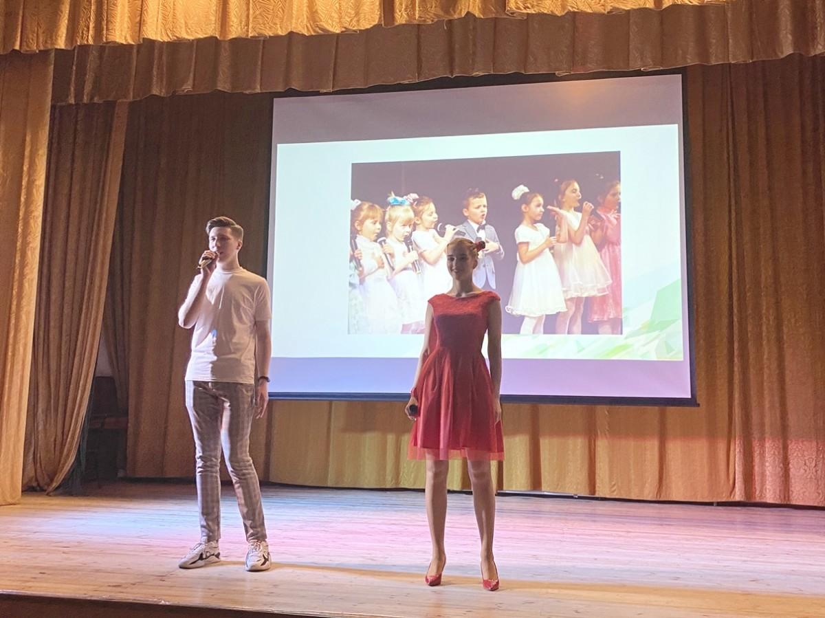 В Бобруйске прошел концерт «Пусть всегда звучит песня»