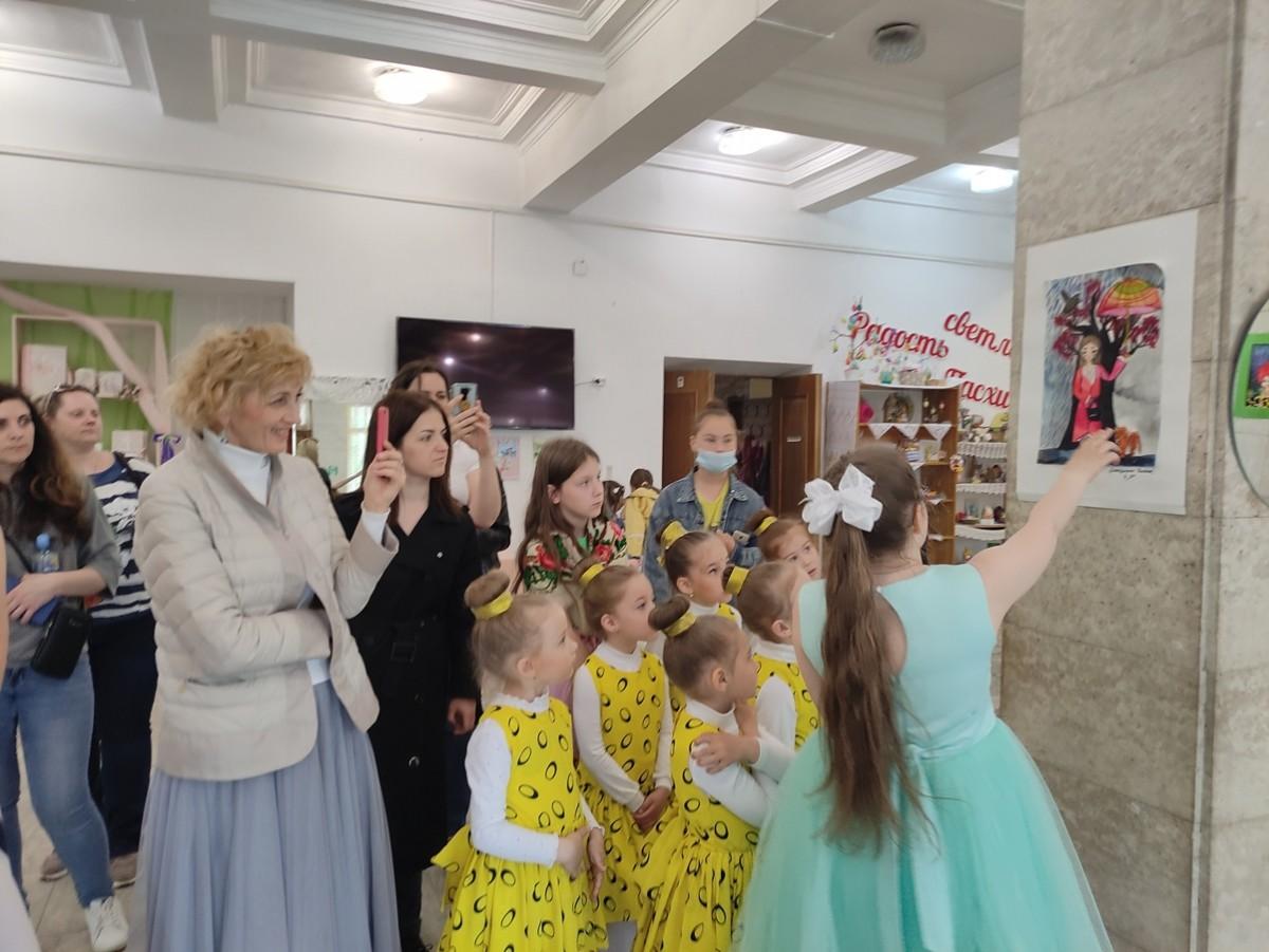 В Бобруйске состоялся большой детский праздник «Солнышко светит, и смеются дети»