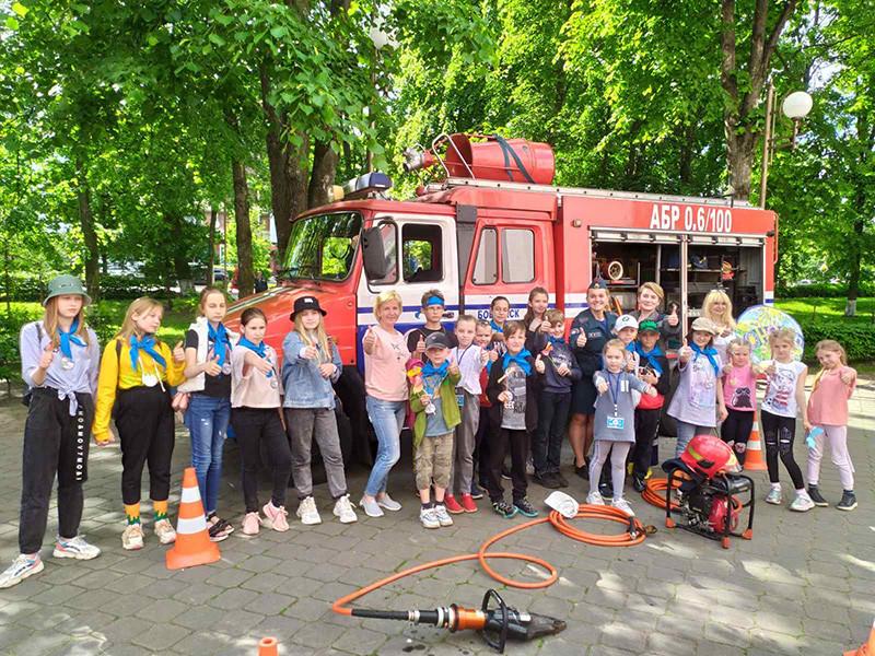 В Бобруйске стартовала акция «Каникулы без дыма и огня!»