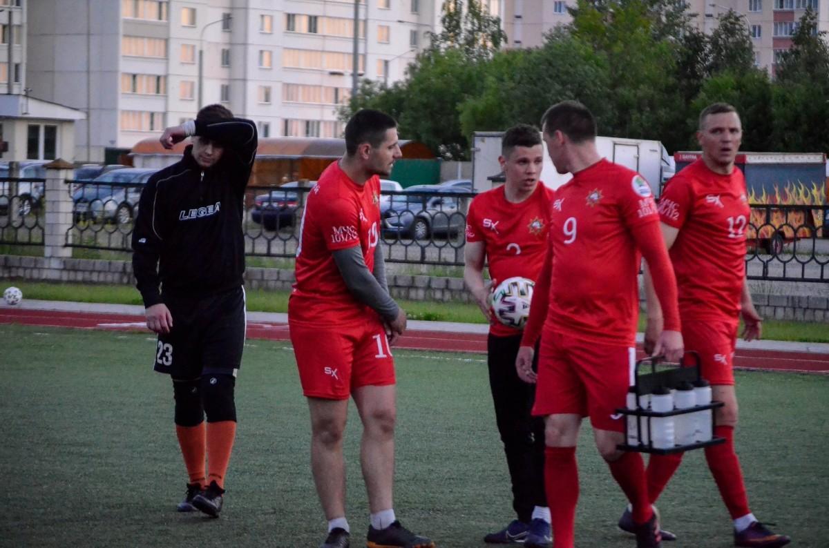 РСОО «Территория футбола» проводит летний турнир «На шаг впереди 2021»