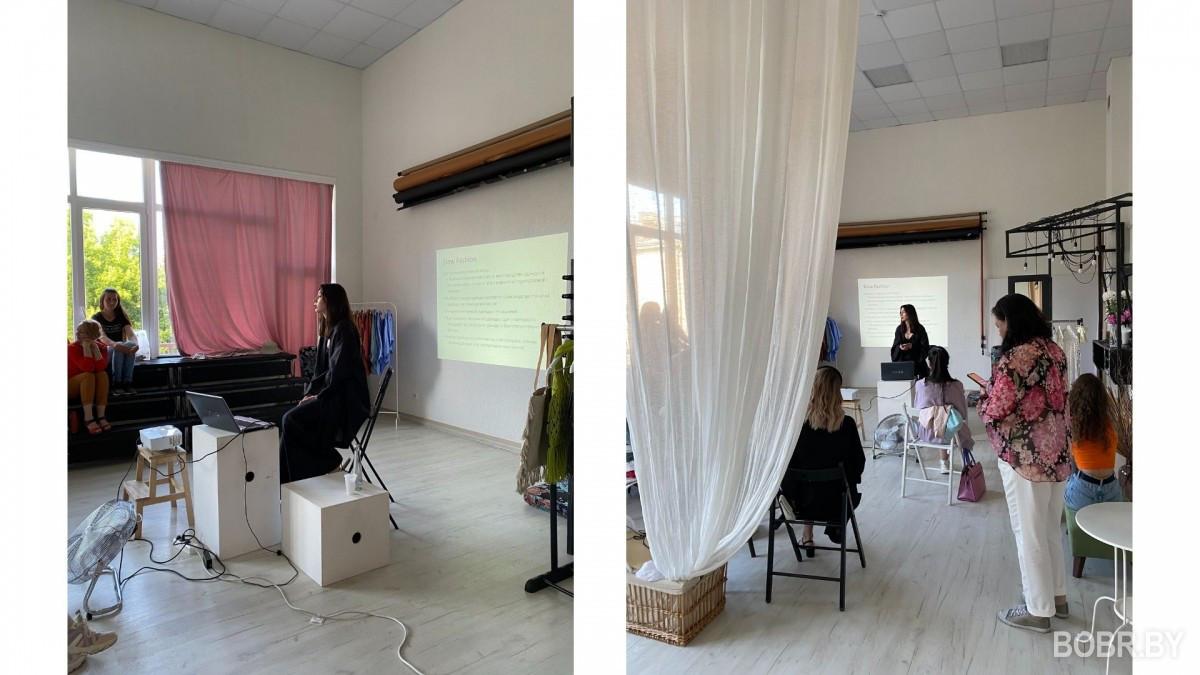 Бобруйчанки создали бренд льняной одежды Оrganic textiles. BOBR.BY сходил на презентацию