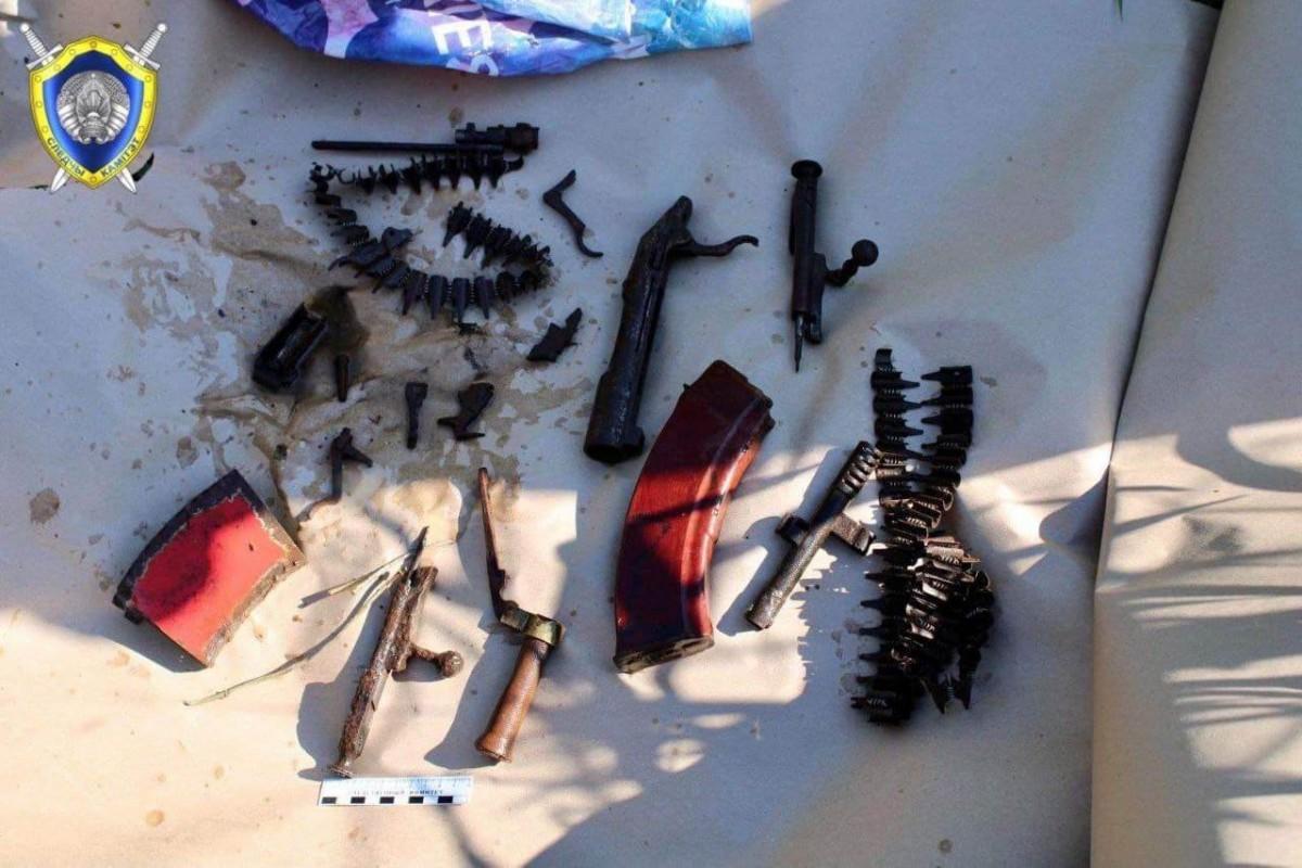 В Горецком районе мужчина погиб от выстрела оружия, которое сделал сам