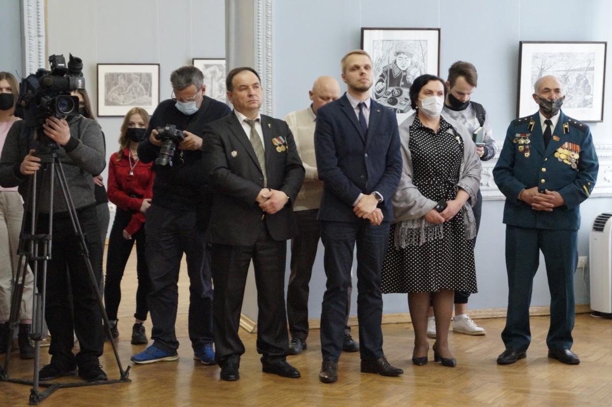 В Бобруйском краеведческом музее начинает работу выставка «Наследники Великой Победы»