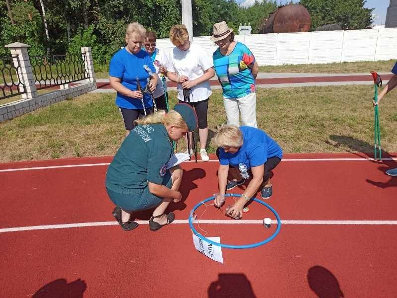 В Бобруйске прошел фестиваль по основам безопасности жизнедеятельности «SuperStar»