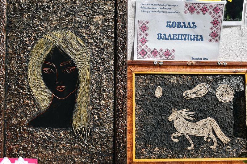 В Бобруйской районной организации ОО «БелОИ» было по-летнему празднично