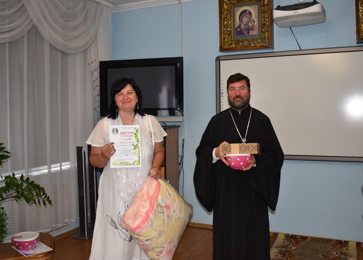 В Бобруйске наградили победителей и участников выставки-конкурса «Цветы для Святой Елисаветы»