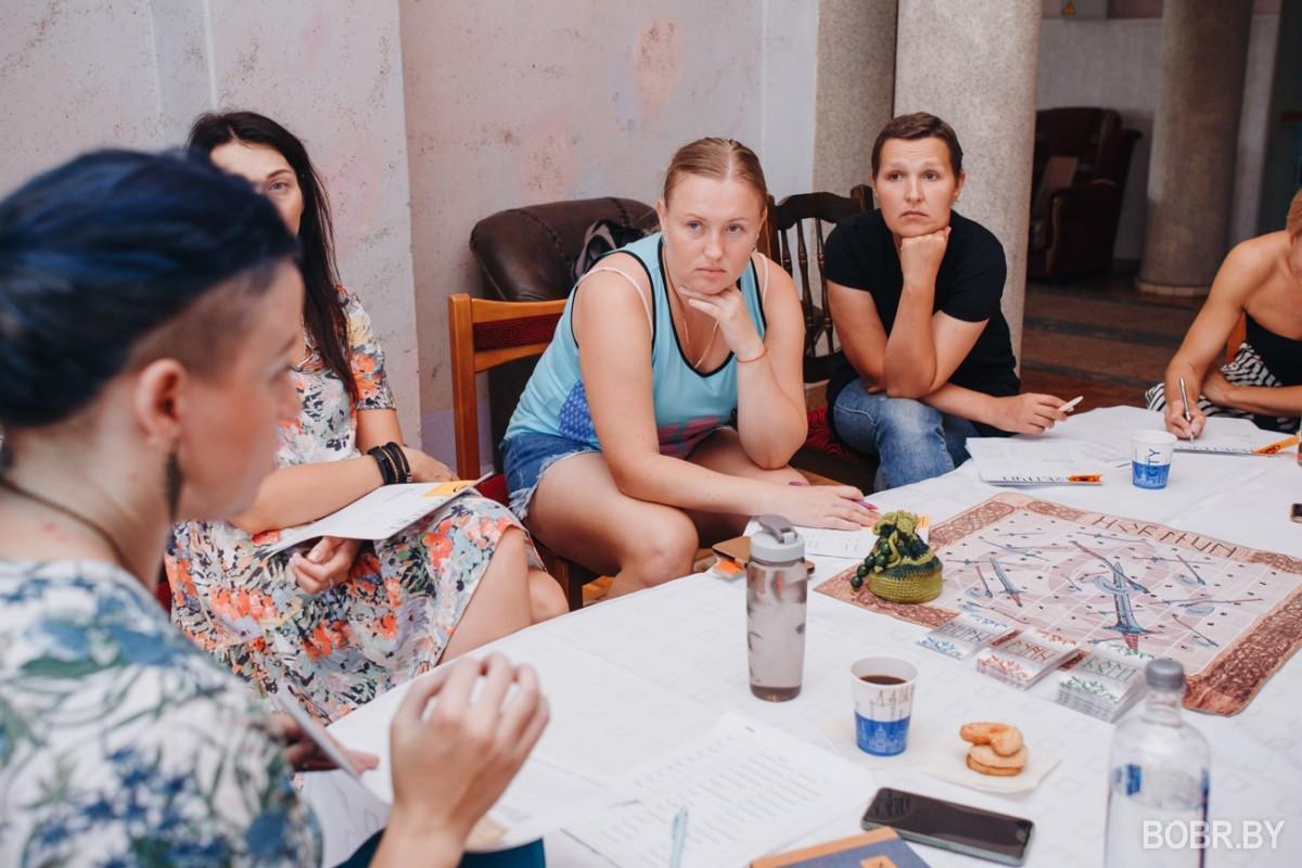"""В Бобруйске состоялся фестиваль личностного роста """"Время перемен"""""""