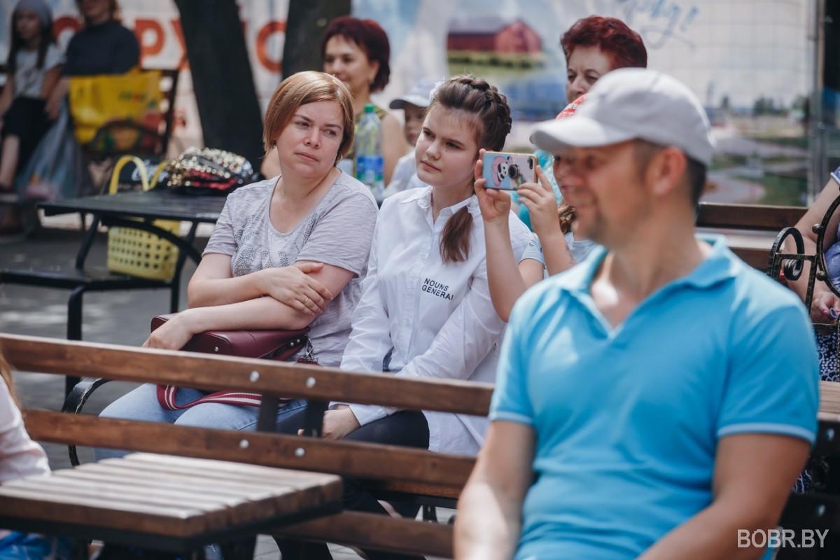 """Как прошёл конкурс """"Для тебя страна родная"""" - смотрите в нашем фоторепортаже"""