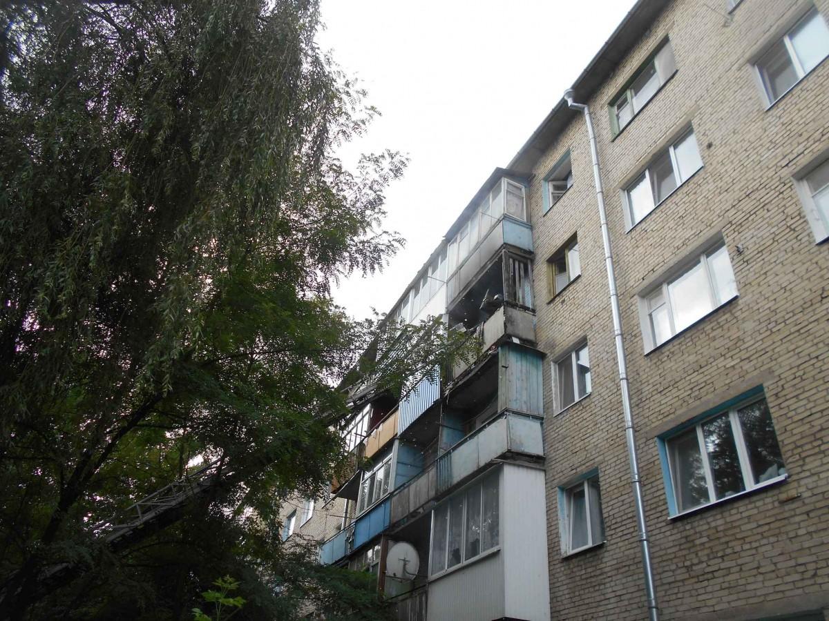В Бобруйске на Интернациональной горела квартира