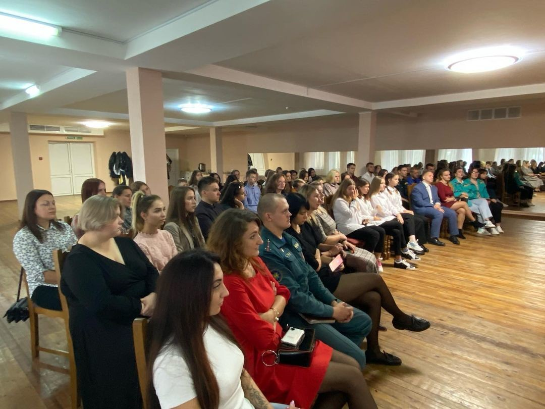 Иванова Инна приняла участие в молодёжном нетворкинге «От 100 идей до 1000 традиций»