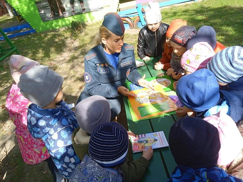 Время с пользой! В Бобруйске продолжается Единый день безопасности