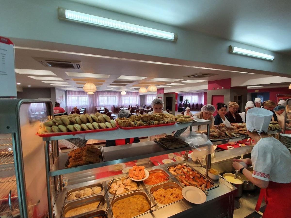 День белорусской кухни на«Красном пищевике»: более 30 блюд снациональным оттенком!
