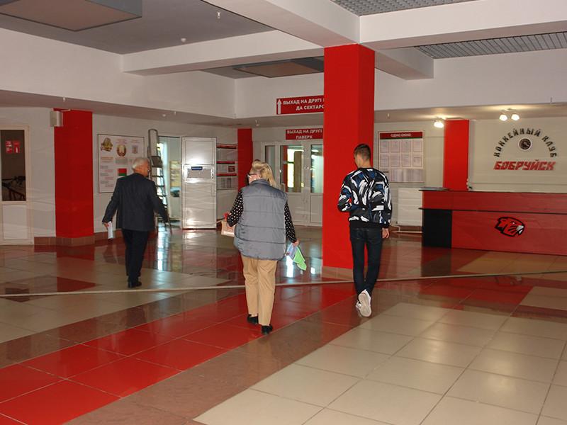 Тактико-специальные учения прошли в Бобруйске