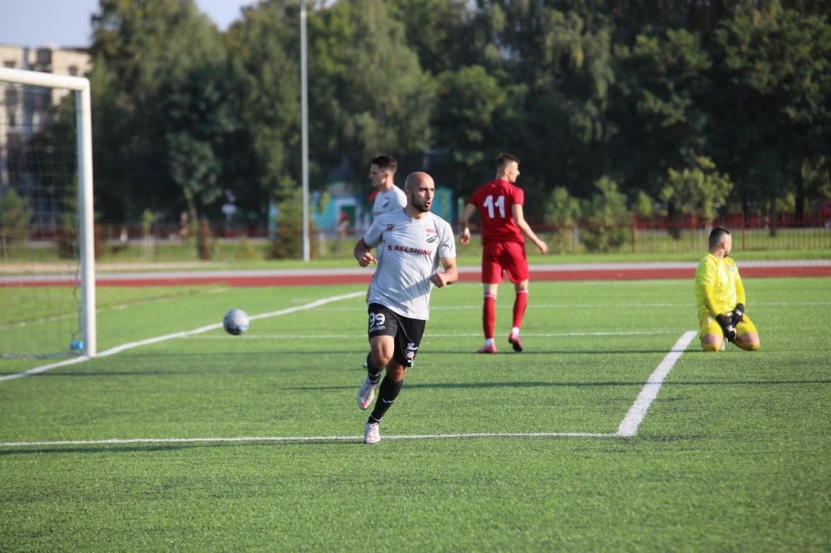 Футболисты «Белшины» сыграли вничью сФК«Барановичи»
