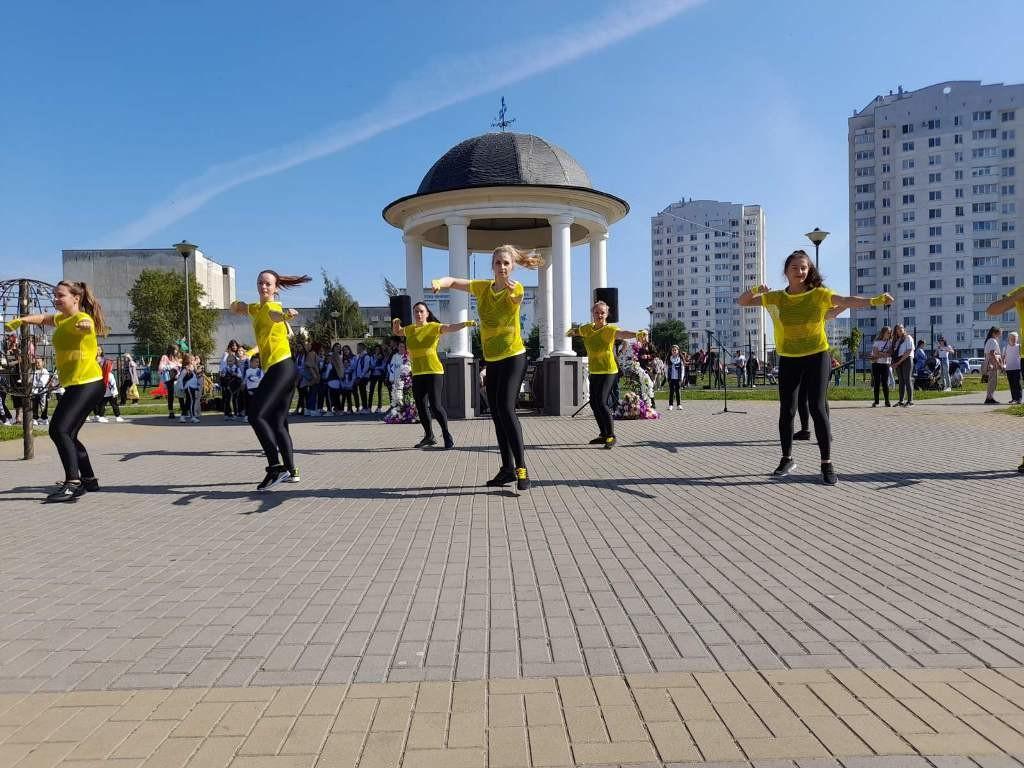 Мастер-классы и презентационная площадка Дворца искусств были организованы в рамках городского детского праздника