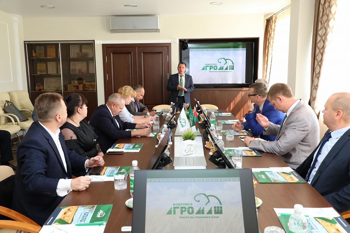 Бобруйскагромаш – номинант престижной бизнес-премии «Лидер года 2021»