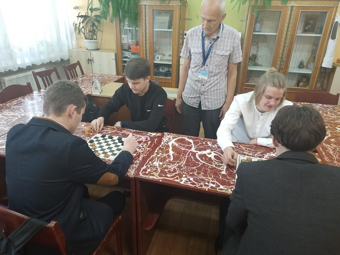 В Бобруйске прошла экскурсия «Клуб встречает друзей»