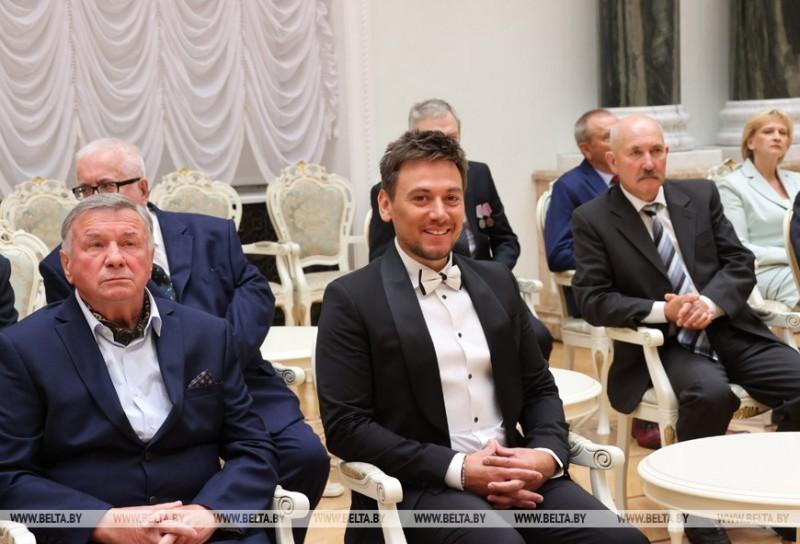 Лукашенко похвалил Алехно: «Мало того, что талантливый, так еще и патриот»