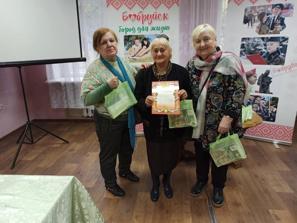 В Бобруйске прошел шашечный турнир «Вместе мы едины»