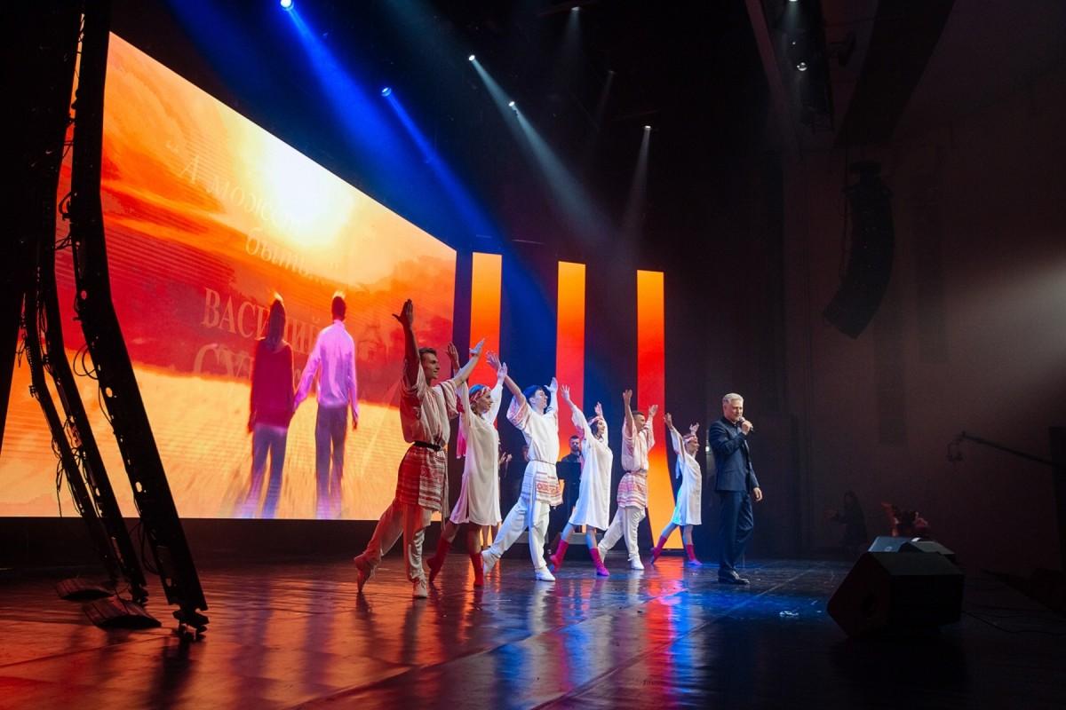 Новое музыкальное шоу Василия Сушко «Мы тронем Ваши сердца!»