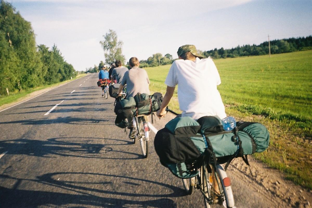 Международный День туризма глазами юныхбобруйчан