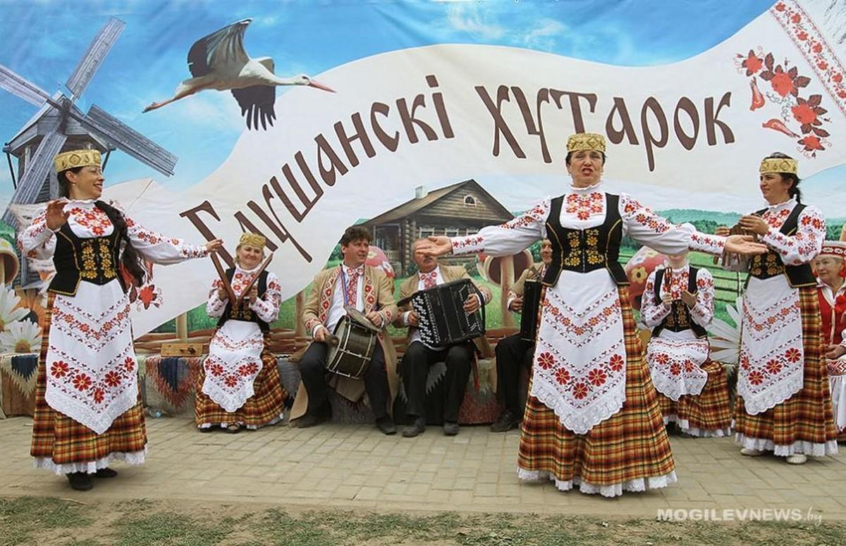 Фестиваль народного творчества и ремесел «Глушанский хуторок» пройдет в эту субботу в Бобруйском районе