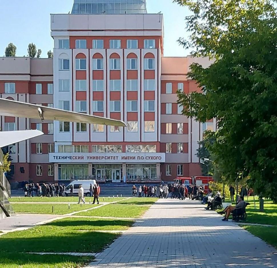 «Националка», университеты, больницы. В минские (и не только) учреждения поступили письма о «минировании»
