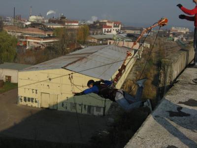 RopeJumping. 25 метров. 30.10.2011