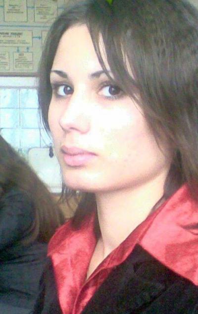 №15 Осипович Регина, 22 года
