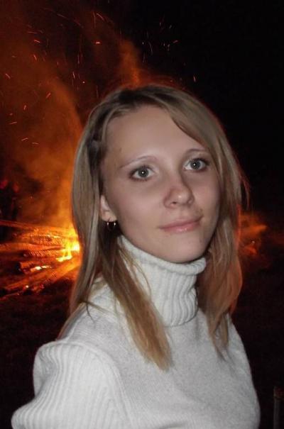 №21 Бондарева Наталия, 26 лет