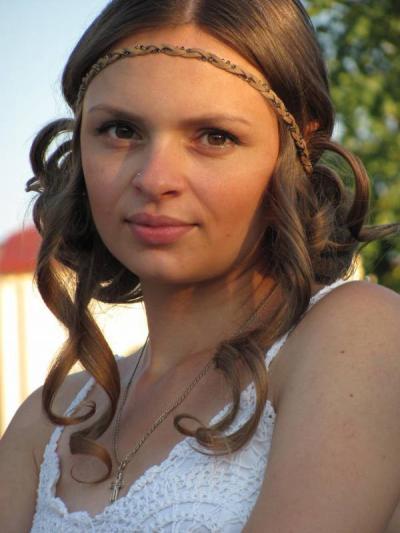 №25 Парфёнова-Витебская Валерия, 24 года