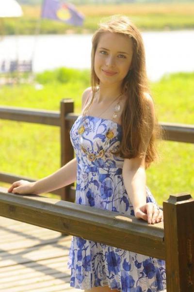 №22 Сатанчук Мария, 18 лет