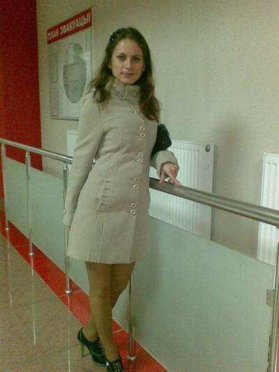 №27 Щербакова Ирина, 23 года
