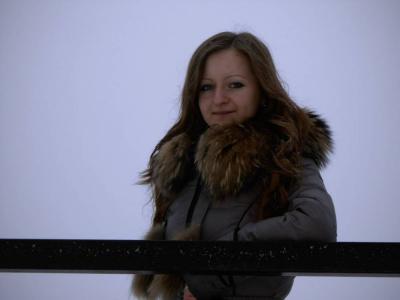 №28 Щербакова Александра, 20 лет