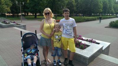 №39 Бондаренко Юлия, 34 года