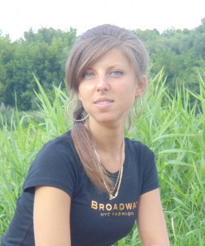 №55 Бондарчук Вера, 24 года