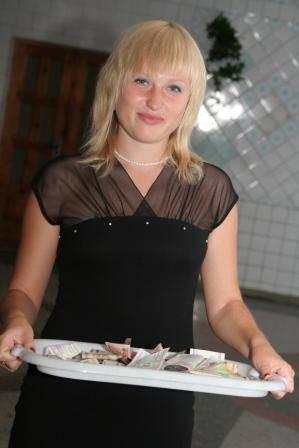 №70 Богданова Ольга, 27 лет