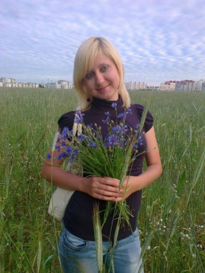 №83 Кирбаль Анна, 28 лет