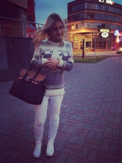 №100 Беляева Анастасия, 20 лет