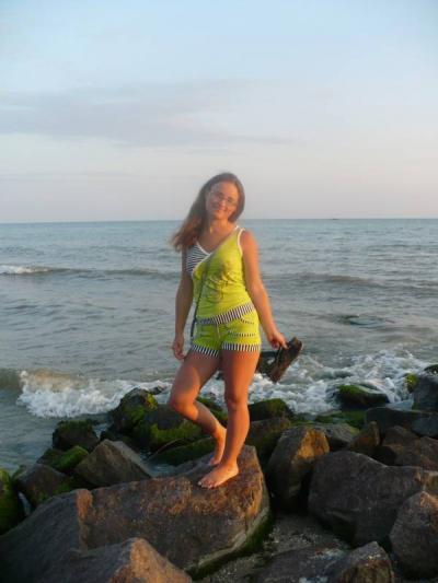 №106 Куропятникова Яна, 20 лет