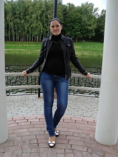 №116 Кричко Елена, 25 лет