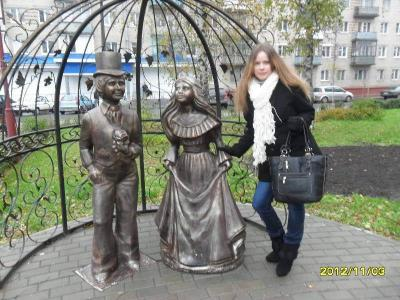 №119 Корнышева Анастасия, 23 года