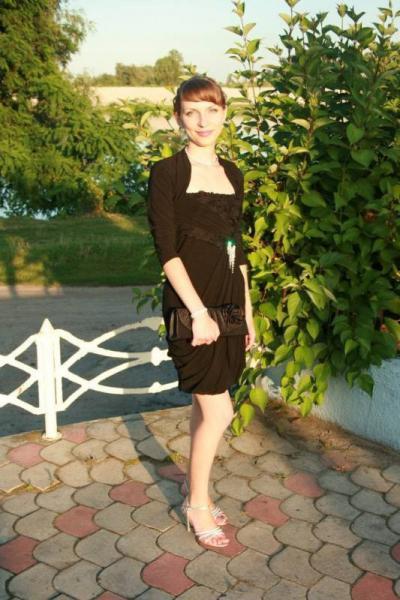 №122 Глыцко Юлия, 24 года