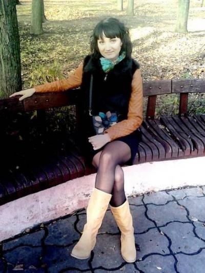 №123 Зайцева Лилия, 21 год